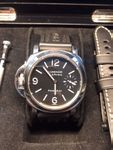 Panerai Luminor Marina Left Hand Stahl