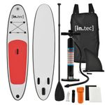 Stand Up Paddleboard Rot L:305 cm SUP