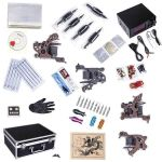 4 Tattoo Maschine Set Tattoo Studio