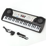 E Klavier Digital Piano Keyboard 54 Keys
