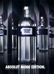Absolut Vodka Mode, Limited Edition