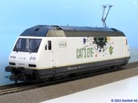 Roco 79643 BLS Re 465 Cat's Eye RailCare