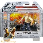 JURASSIC WORLD OWEN & BABY BLUE NEU OVP!