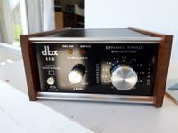 DBX 118 Dynamic range enhancer