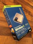 LINKSYS Kompakter Wireless-G