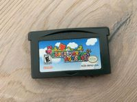 Super Mario Advance (Gameboy Advance)