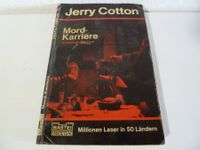 Jerry Cotton: Mord-Karriere