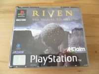 Riven: The Sequel to Myst - Sony PS1