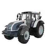 1:32 UH Valtra T Pearl withe