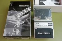 Pédale guitare HardWire polyphonic Tuner