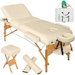 Table de massage lit cosmetique