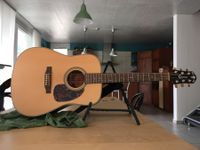 Crafter Acoustic Guitar, full solid body