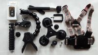 GoPro/Sports Camera Accessories set
