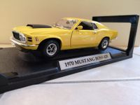 1970 Ford Mustang  Boss 429 by Motor Max