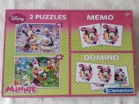 Minnie Mouse Puzzles, Memorie & Domino