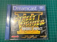 Street Fighter 3 Double Impact Dreamcast