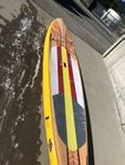 Naish Glide GTW SUP and paddle