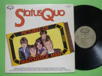 STATUS QUO *LP* PICTURES OF MATCHSTICK..