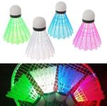 Volants LED de badminton 12X