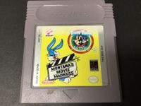 Nintendo Gameboy Game Tiny Toons