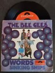 The Bee Gees – Words