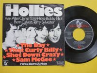 """HOLLIES 7""""  THE DAY THAT CURLY BILLY ..."""