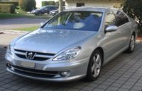 PEUGEOT 607 2.7 HDI V6 Luxe
