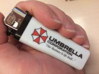 Umbrella Corporation Feuerzeug