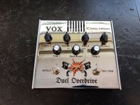 Vox Cooltron Duel Tube Overdrive