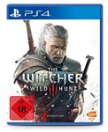 Witcher 3 (PS4)