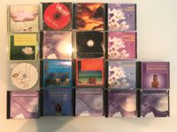 18 CDs Chill-out, Wellness, Yoga, etc