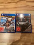 Zwei PS4 Games ab 20.-