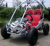 Buggy/Go-Kart SHARK - mit 163ccm - 5.5PS