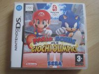 Mario & Sonic Olympic Winter Games DS