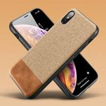 **IPhone 11 Pro Hülle Backcover BRAUN**