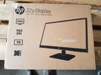 HP Monitor 22 Y Disply
