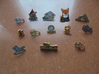 Lot de divers pins - 13 X
