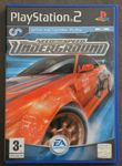 PS 2 game: Need for Speed Underground
