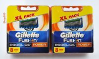 Gillette Proglide Power GRATIS VERSAND