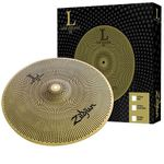 "Zildjian L80 Low Volume 18"" Crash-Ride"
