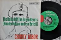 """7"""" CHARLY TABOR * The Ballad Of The Gree"""