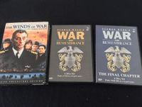 WINDS OF WAR + WAR AND REMEMBRANCE
