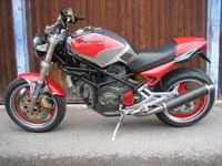 DUCATI Monster 900, absolutes Show Bike