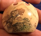 Ancien netsuke Japon rare
