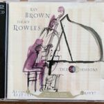 Ray Brown | Jimmy Rowles • Jazz • 2 CD's