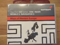 TomTom Maps of Western Europe-GO Series