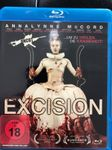 Excision, uncut, Blu-ray Disc