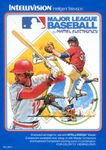 Intellivision Spiel - Major League Baseb