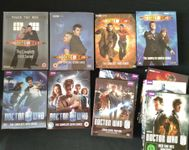 Doctor Who Staffel 1-7