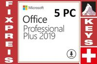 Office 2019 Professional Plus 5 PC [1325